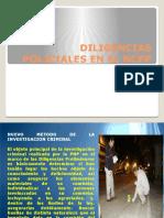 Diligencias Policiales en El Ncpp