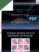 Patologia Del Lenguaje Infantil
