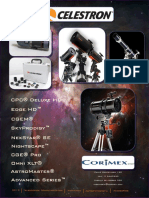 3 Folleto de Astronomia Celestron