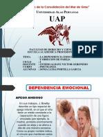 La Dependencia Emocional