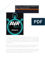 AVR Programación en C