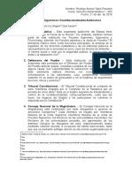 Derecho Administrativo I-Tarea