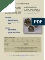 QEV Catalogue