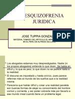 Esquizofrenia Juridica
