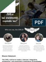 owls integrated unit presentation