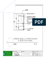 Support Detail for Precast Moulding at 2F Hallway-Layout2