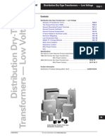 5- Dry Type Transformers