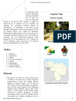Capacho Viejo - Wikipedia, La Enciclopedia Libre