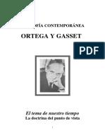 04. ORTEGA Y GASSET. El tema de nuestro tiempo,cap(1).pdf