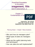 Fundamental of Management Chap 7