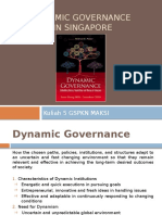5.Dynamic Governance in Singapore