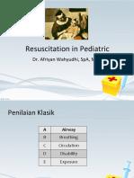 resusitasi bayi