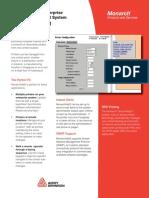 MonarchNet2 Enterprise Printer Management System
