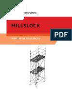 MANUAL MILLS LOCK Multidirecional
