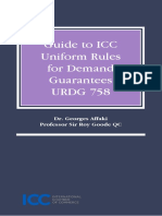 Guide to URDG 758