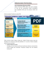 Pelan Pembangunan Profesional