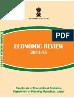 Economic Review Rajasthan