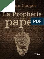 Glenn Cooper - La Prophétie Des Papes