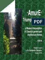 "The ""AmurE"" Triumph Palace"