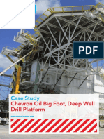 Chevron Oil Big Foot