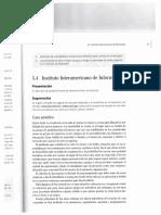 Caso Instituto Interamericano de Informatica