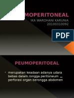 Resus Pneumoperitoneal