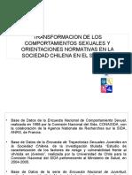 Transformacion de Los Comportamientos Sexuales 2006 Palma Irma