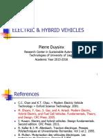 Electric & Hybrid Vehicles
