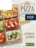 Pizza Inspiration Metro