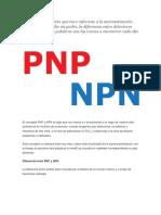 NPN O PNP