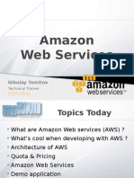 4. Amazon Web Services