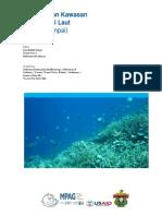 Pengelolaan Kawasan Konservasi Laut