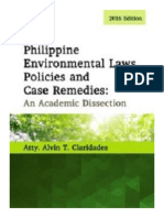 Philippine Environmental Laws, Policies and Case Remedies