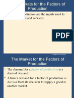 Production Factors