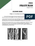 031 - Anatomy Book - Estágios de Consolidação Das Fraturas