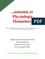 Médecine Anatomie et Physiologie Cours 1