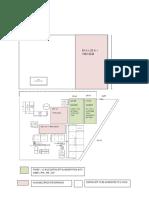 Pamba STP Site Layout Plan