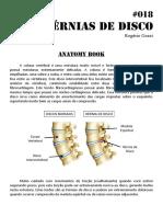018 - Anatomy Book - Hérnias de Disco