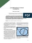 Forensic DNA Analysis (Module 3)