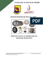 Praktek Sistem Kopling 1