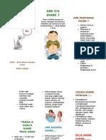 Pamflet Diare Tiwi