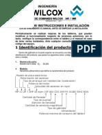 Manual Mr Hr v018 Wilcox