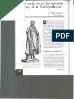 Medicina Principios Siglo XIX