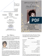 Mary Peterson Obituary