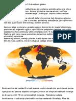 15 Klimatske Promjene II