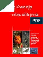 17 Crvene Knjige i Crvene Liste