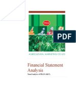 FIN301 Financial Statement Analysis Final