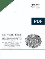 Het Fries Munt- en Penningkabinet / G. Elzinga