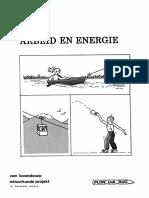 Arbeid en Energie Bovenbouw VWO