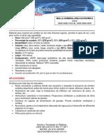 Malla Sombra Linea Economica.ficha Tecnica